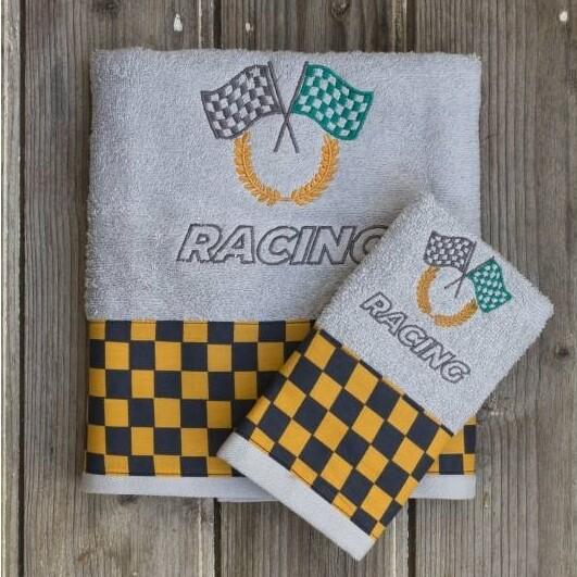 Σετ Πετσέτες 2 τεμ. Racing - Kocoon