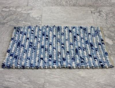 Πατάκι Μπάνιου 50X80 εκ. Paola Blue - Home Classic