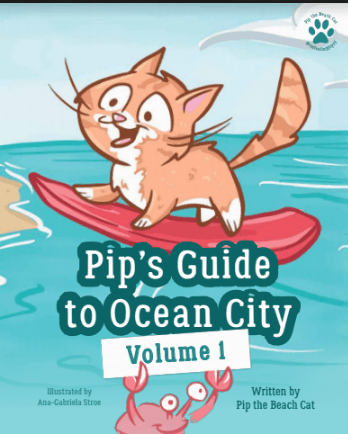 (Signed Copy) Pip's Guide to Ocean City Vol. I