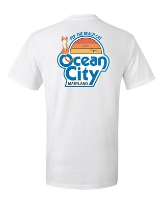 Ocean City Logo T-Shirt