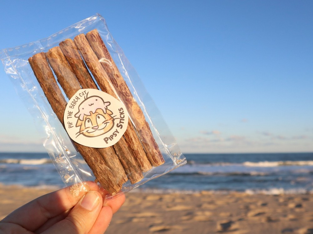 Pipsy Sticks: Silvervine Chewing Sticks