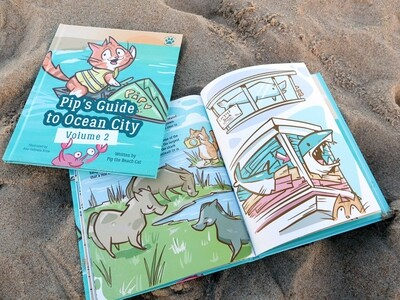 Pip's Guide to Ocean City Volume 2