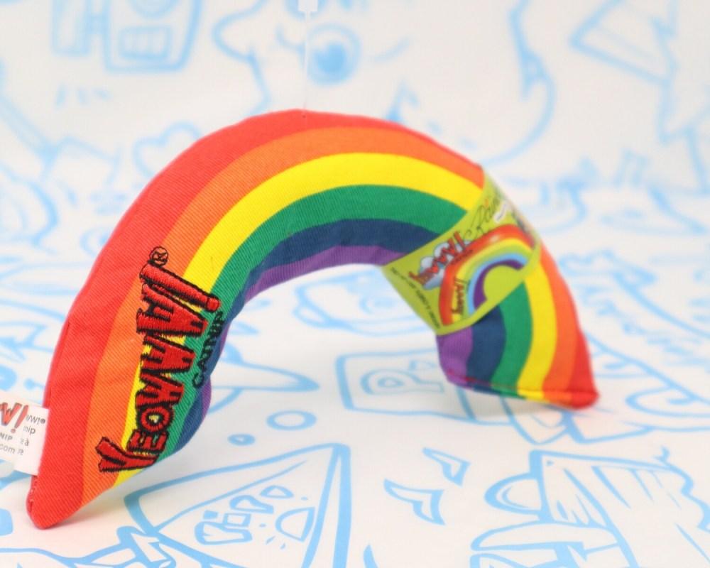 Yeowww! Rainbow Catnip Toy