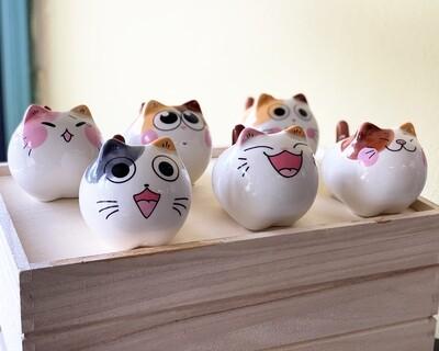 Cat Pots (without grass)