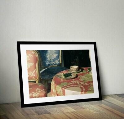Antiques Store | Color Giclée Print