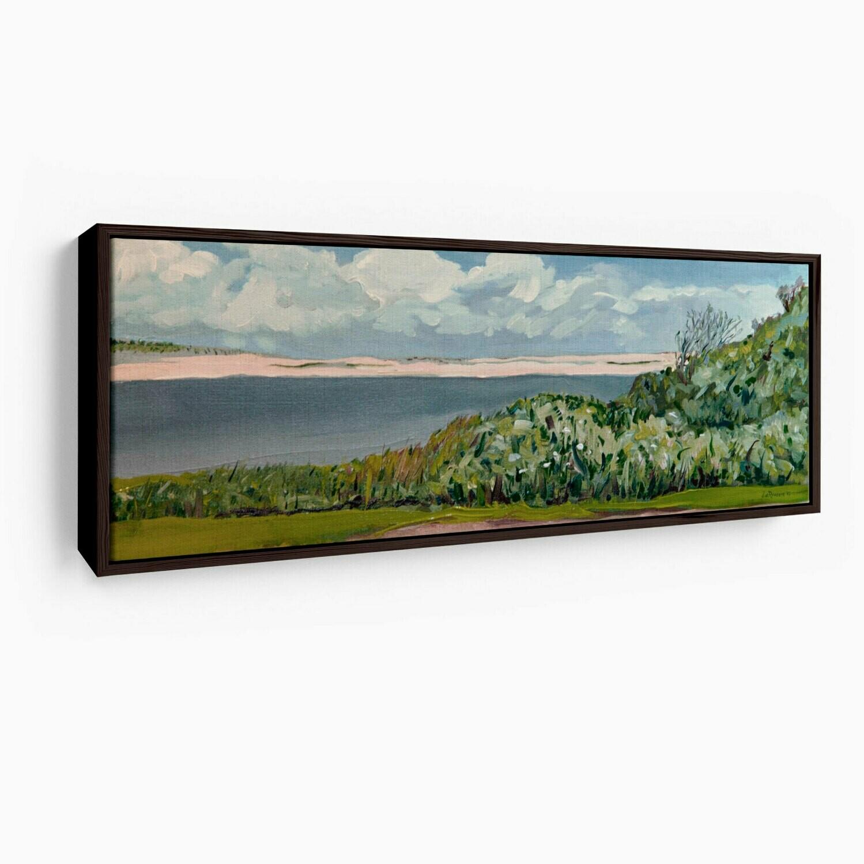 Katama Bay | Original Oil Painting