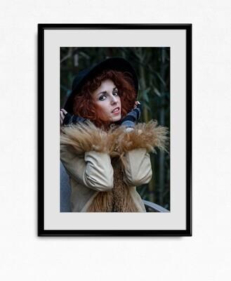 Masha | Color Giclée Print