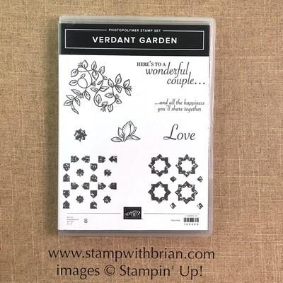Verdant Garden Photopolymer Stamp Set
