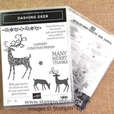 Dashing Deer Bundle