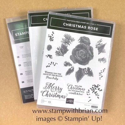 Christmas Roses Bundle