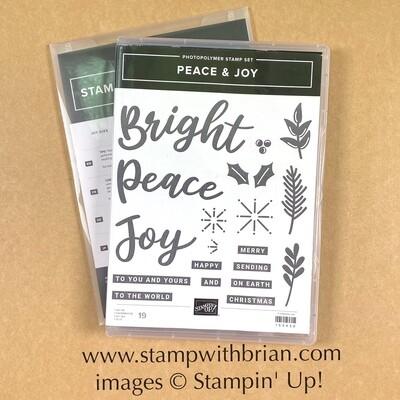 Peace & Joy Bundle