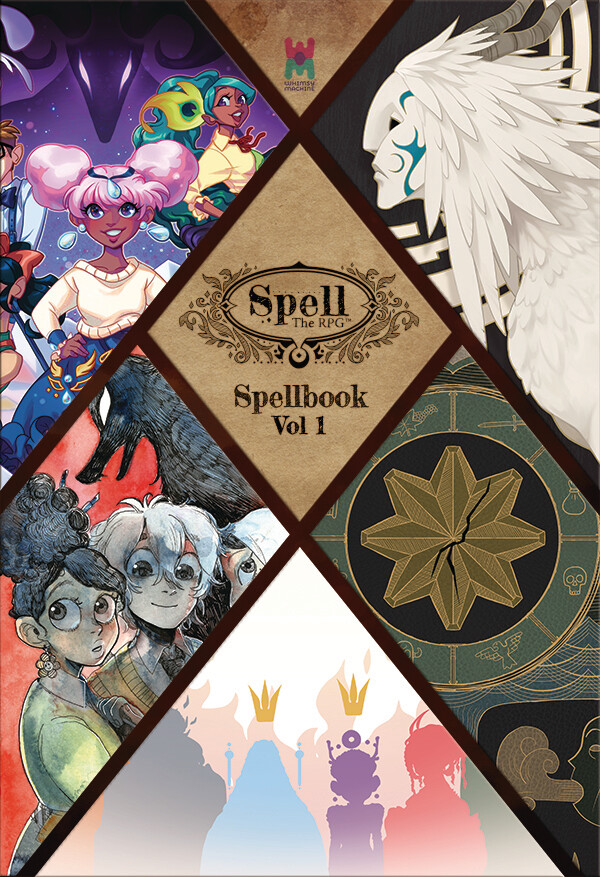 Spellbook Vol. 1