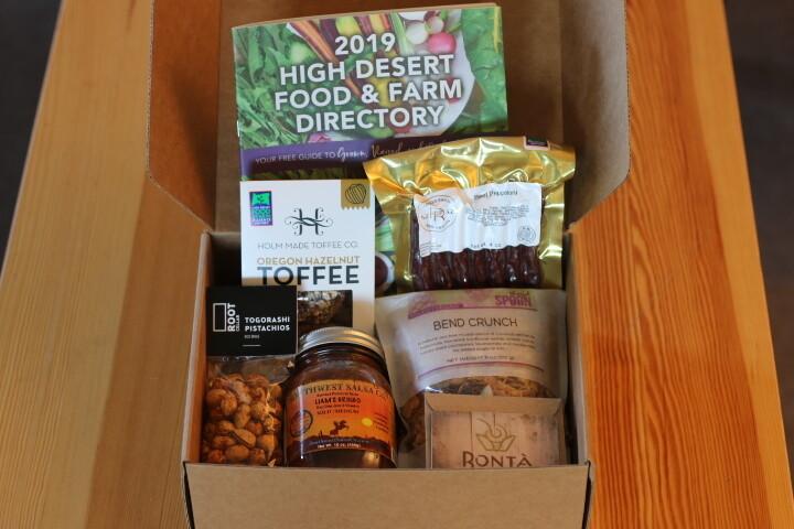 HDFFA Classic Local Food Gift Box