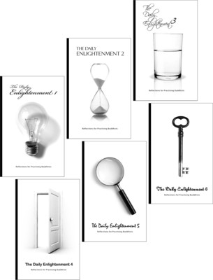 The Daily Enlightenment Book 1-6