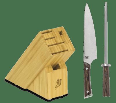 Shun Premier 3 Piece Build-A-Block Set