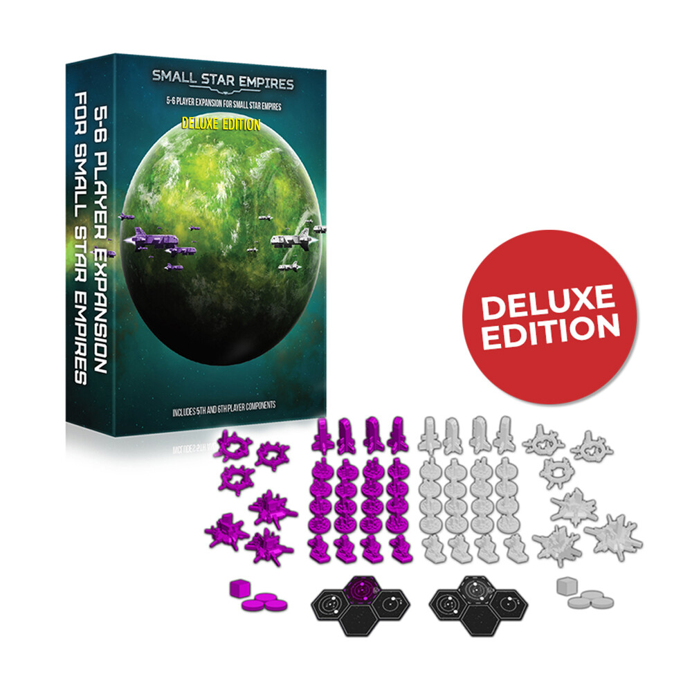 5-6 Player Expansion - Deluxe Edition