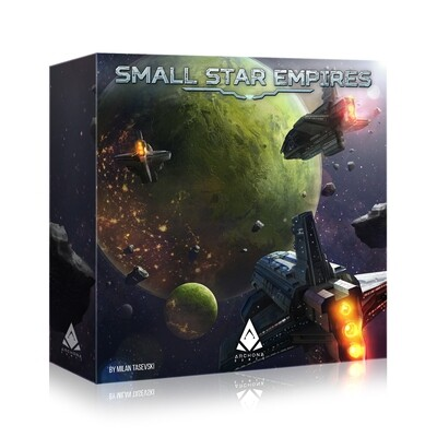 Small Star Empires - Retail Edition