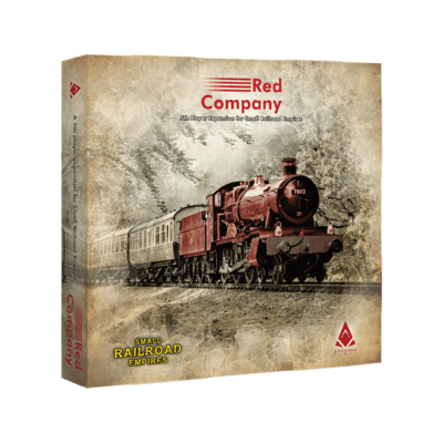 Red Company: 5th Player Expansion (PRE-ORDER)