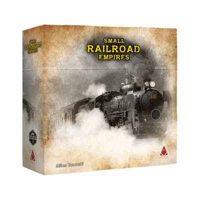 Small Railroad Empires (PRE-ORDER)