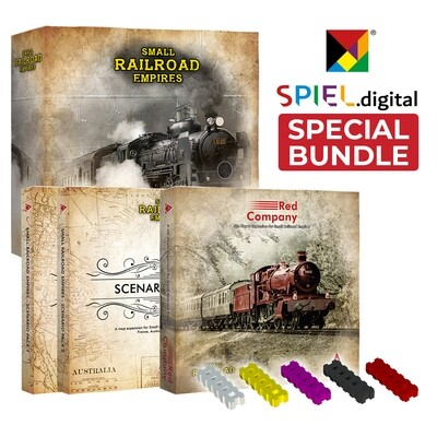 Small Railroad Empires - Spiel.Digital Bundle (PRE-ORDER)