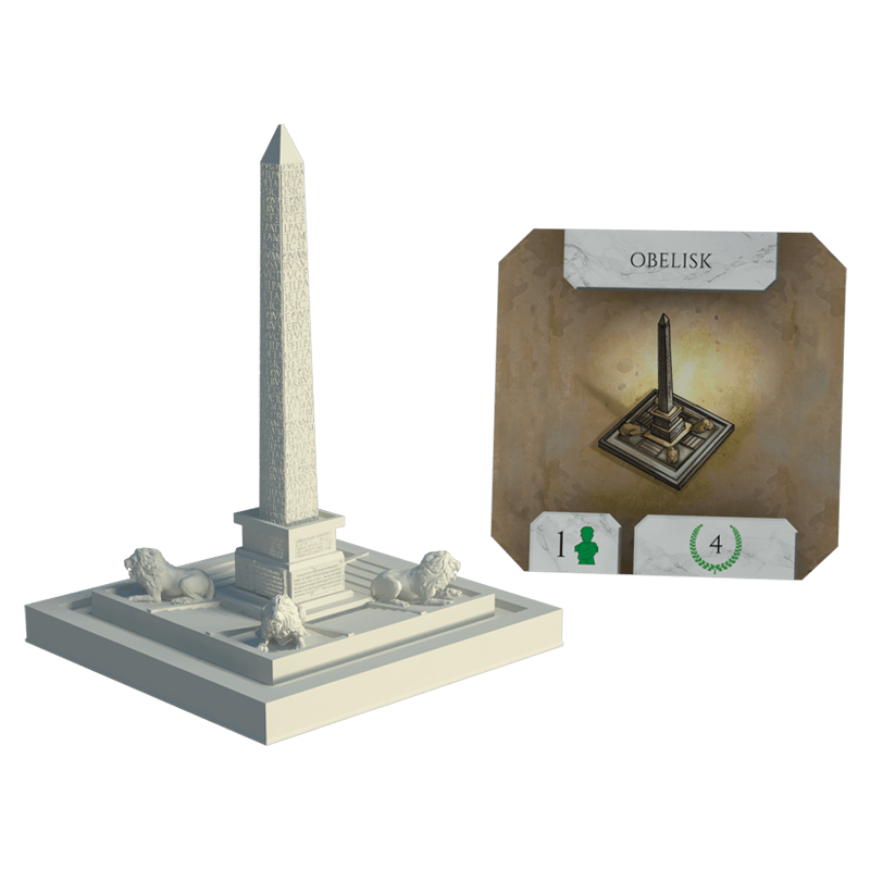 Magna Roma - Obelisk Miniature
