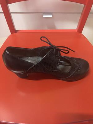 Zapatos Profesionales Flamenco Gallardo N: 37,5
