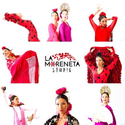 12 Meses de corrido Clases regulares Escuela La Moreneta Flamenco: 5 clases x semana (derecho a congelar 1 mes)
