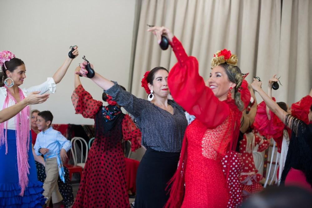 6 Meses de corrido Clases regulares Escuela La Moreneta Flamenco: 5 clases x semana