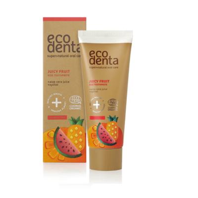 Ecodenta Cosmos Organic Βιολογική οδοντόκρεμα για παιδιά