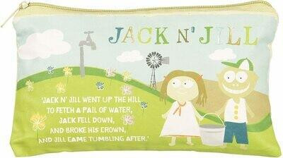 Jack N' Jill Tooth brush sleep over bag