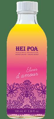 Hei Poa Monoi Oil Umuhei Elixir d' Amour 100ml