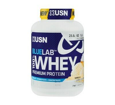 Usn Βlue Lab Whey Protein Vanilla  2kg