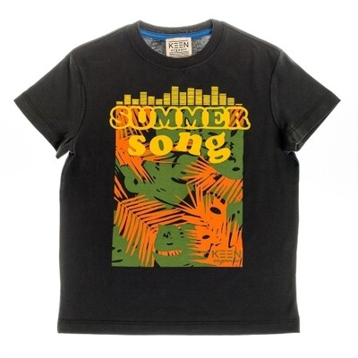 Keen T-Shirt ''Song'' Charcoal