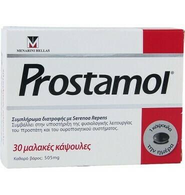 Menarini Prostamol 30caps