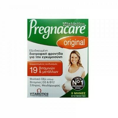 Vitabiotics Pregnacare Original 30Tabs