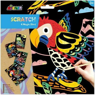 Sratch - Magic Bird