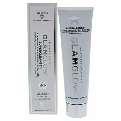 Glamglow Supercleanse Cream to Foam Cleanser 150gr