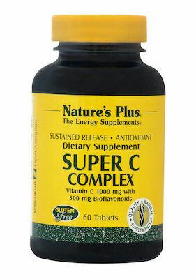 Natures Plus VIT. C Super Complex 60Tabs
