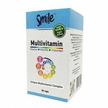 AM Health Smile Multivitamin 60 caps