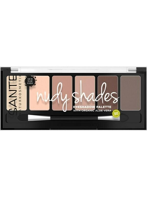 SANTE Eyeshadow Palette 01 Nudy 6gr