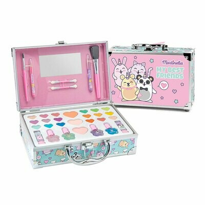 Martinelia Παιδικό Σετ My Best Friend Perfect Traveller Glitter Case