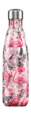 Chilly's Ανοξείδωτος Θερμός Tropical Flamingo 500ml