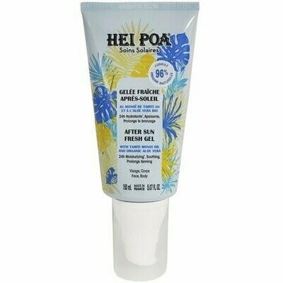 Hei Poa After Sun Fresh Gel με Tahiti Oil & Aloe Vera -Ενυδατικό Τζελ για Μετά την Έκθεση στον Ήλιο Κατάλληλο για Πρόσωπο & Σώμα 150ml
