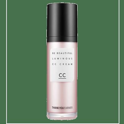 Thank You Farmer Be Beautiful Luminous CC Cream 40ml