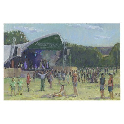 Laundry Meadows stage at Standon Calling