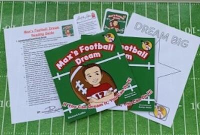 Max's Football Dream High School Team Program