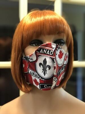Canada DAY Face Masks