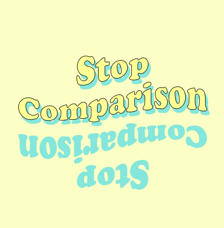 EFT To Stop Comparing Yourself To Other People