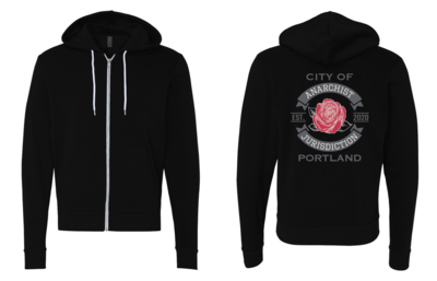 Anarchist Jurisdiction Hoody PRE-SALE