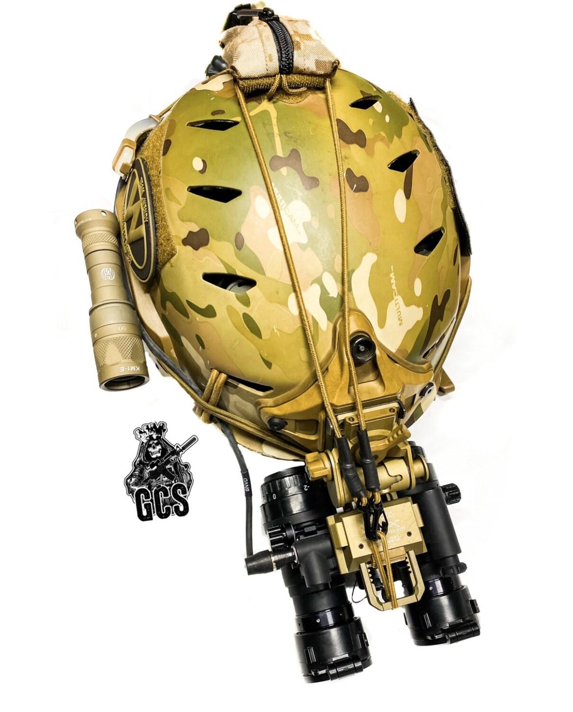 RNVG Helmet Build